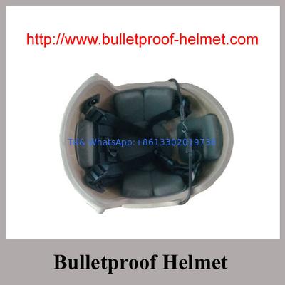China Korea Made Boltless Bullet resistant PE  NIJ IIIA Bulletproof Helmet distributor