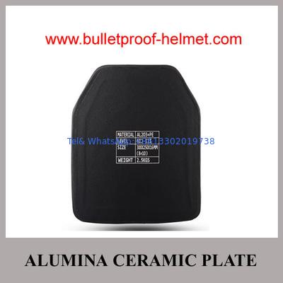 China Wholesale Cheap China Army NIJ IV Police Bulletproof Alumina Ceramic Plate Panel distributor